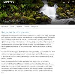 Respecter l'environnement dans le développement énergétique