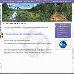 Education à l'environnement et au développement durable - Sepanguy.com