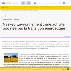 Naskeo Environnement : une activité boostée par la transition énergétique
