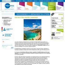 Environnement et aménagement du littoral