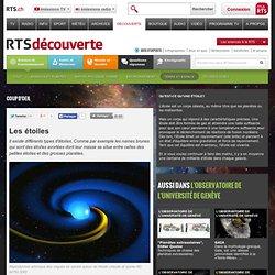 Les étoiles - rts.ch - découverte - science et environnement - terre et espace - l'observatoire de l'université de genève