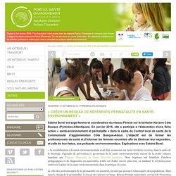 Créer un réseau de référents périnatalité en santé-environnement
