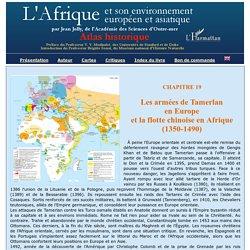 Atlas africain : L'afrique et son environnement européen et asiatique, de Jean Jolly. De la préhistoire au XXIè siècle.