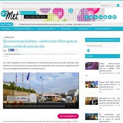 [Environnement] Alteo : satisfecit de l'Etat après le 3ème comité de suivi du site