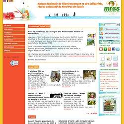 Bienvenue sur le site de la Maison Régionale de l'Environnement et des Solidarités