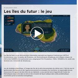 Les îles du futur : le jeu