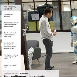 Ces robots qui nous veulent du bien