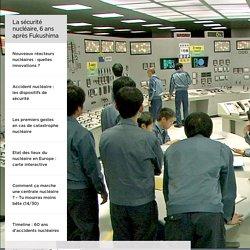 La sécurité nucléaire, 6 ans après Fukushima