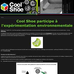 Affichage environnemental - Cool Shoe Corporation
