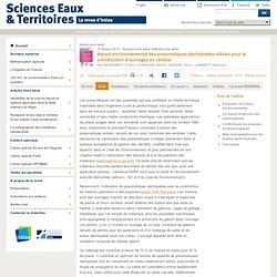 SCIENCES EAUX & TERRITOIRES (revue d'Irstea) - 2013 - Impact environnemental des pneumatiques déchiquetés utilisés pour la const