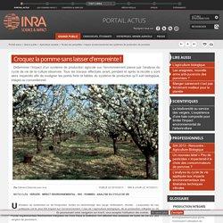 Impact environnemental des systèmes de production de pommes