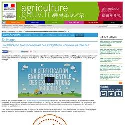 La certification environnementale des exploitations, comment ça marche?