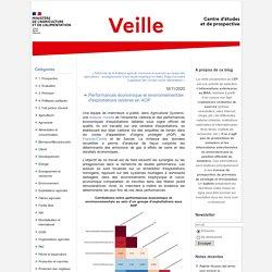 MAA CEP 16/11/20 Performances économique et environnementale d'exploitations laitières en AOP