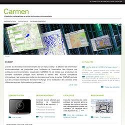 Demande de compte « Carmen
