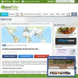 Les luttes environnementales ont désormais leur atlas