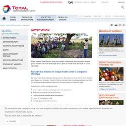 Enjeux sociétaux et environnementaux : nos responsabilités
