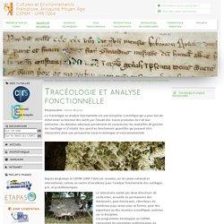 Cultures et Environnements <br /> Préhistoire, Antiquité, Moyen Âge <br /> CEPAM - UMR 7264 - Tracéologie et analyse fonctionnelle