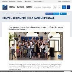 L'Envol, le campus de La Banque Postale