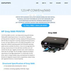 Free Service for Paper Jam Issues For HP Envy 5660 Printers.