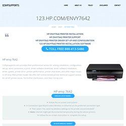 123.hp.com/envy7642 - HP Envy 7642 Install & Setup