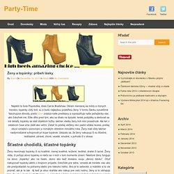 Ženy a topánky: príbeh lásky