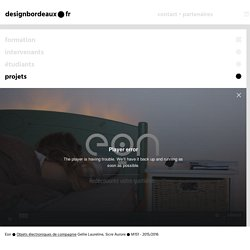 Eon »Master Design Bordeaux