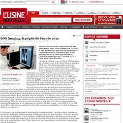 EOS Imaging, la pépite de l'année 2012