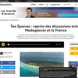 Îles Éparses: reprise des discussions entre Madagascar et la France