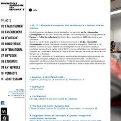 MO.CO.ESBA Montpellier / Ecole supérieure des Beaux Arts