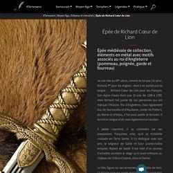Épée de Richard Cœur de Lion