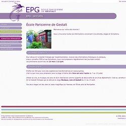 ECOLE - EPG, Rosine Rochette