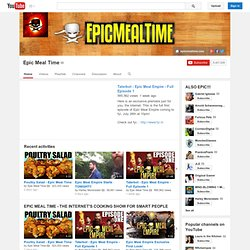EpicMealTime's Channel‬‏