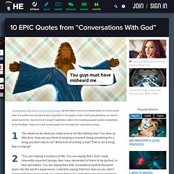 "10 EPIC Quotes from ""Conversations With God"""