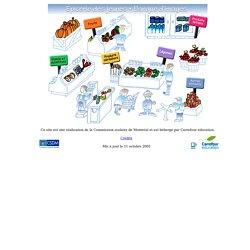 Banque d'images sur le thème de l'épicerie