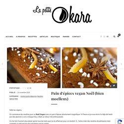 Pain d'épices vegan Noël (bien moelleux)