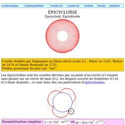 Epicycloïde