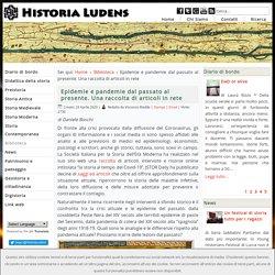 Epidemie e pandemie dal passato al presente. Una raccolta di articoli in rete