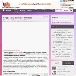 Grippe : l'épidémie se renforce en Languedoc-Roussillon