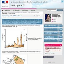 MINISTERE DE LA SANTE 09/02/09 Epidémiologie de l'infection à hantavirus