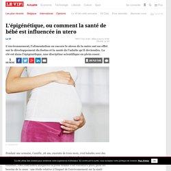 L'épigénétique, ou comment la santé de bébé est influencée in utero - Sciences