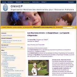 OMAEP – Organisation Mondiale des Associations pour l'Education Prénatale
