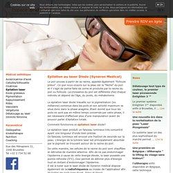 Àla recherche d'un service d'épilation au laser sur Bruxelles