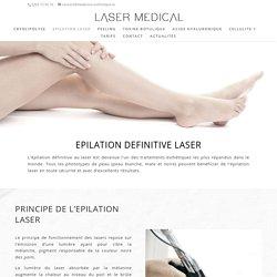 Epilation definitive au laser I Centre Laser Médical Réunion
