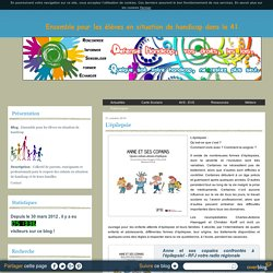 L'épilepsie - Ensemble pour les élèves en situation de handicap