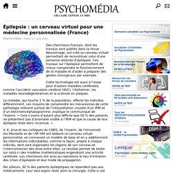 Épilepsie: un cerveau virtuel pour une médecine personnalisée (France)
