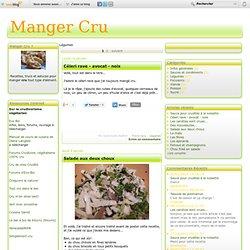 Légumes (1) - Manger Cru