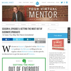 Season 4, Episode 5: Getting the Most Out of Evernote [Podcast]