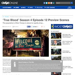 'True Blood' Season 4 Episode 12 Preview Scenes