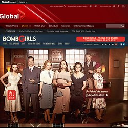Watch Bomb Girls Online – Full Episodes on Global TV