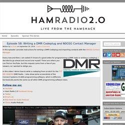 Episodes - Ham Radio 2.0